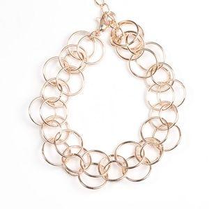 Contemporary Circus - Rose Gold bracelet
